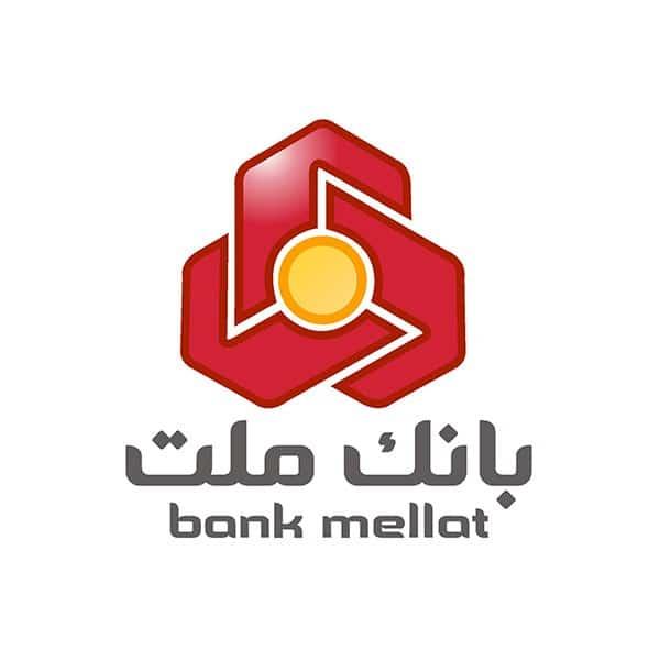 لوگوی بانک ملت