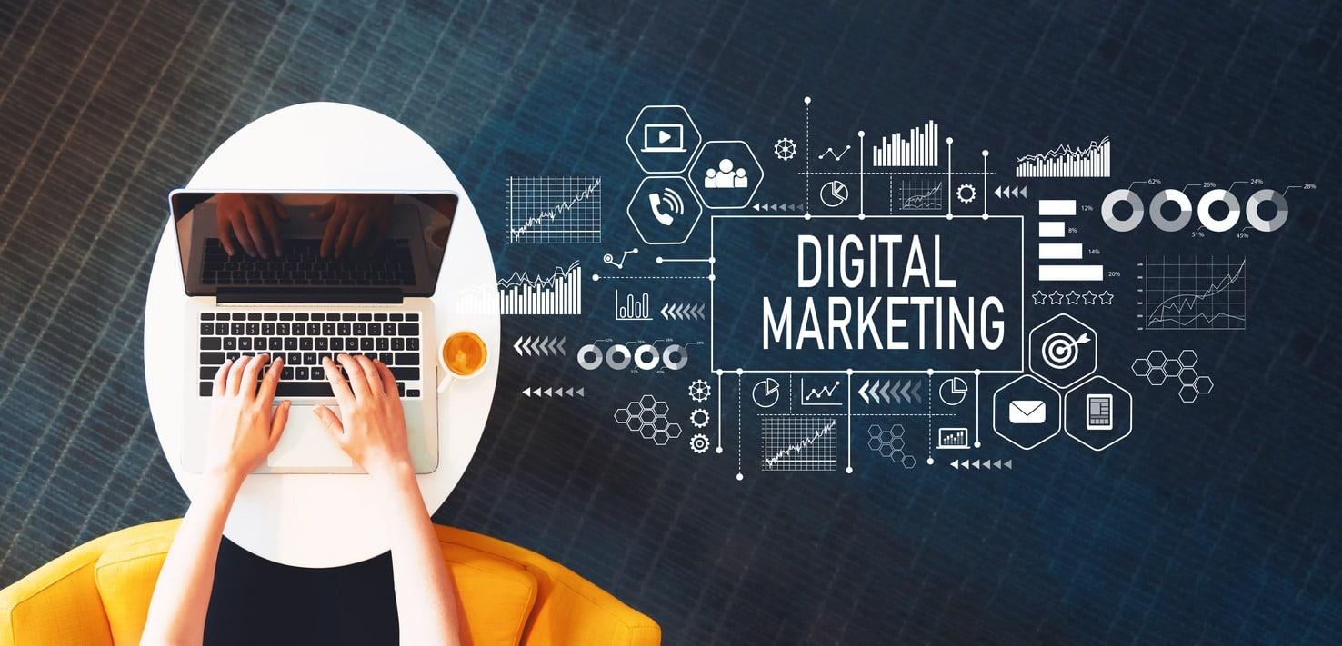 خدمات دیجیتال مارکتینگ digital marketing services