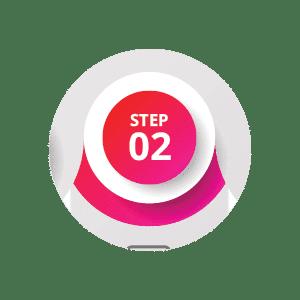 number 2 step
