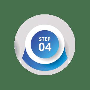 number 4 step