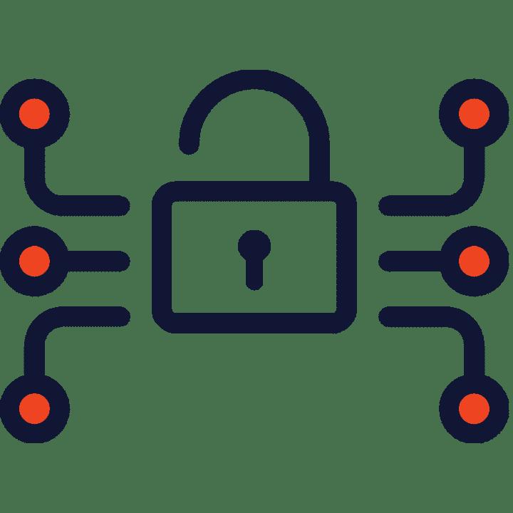 Establish site security icon