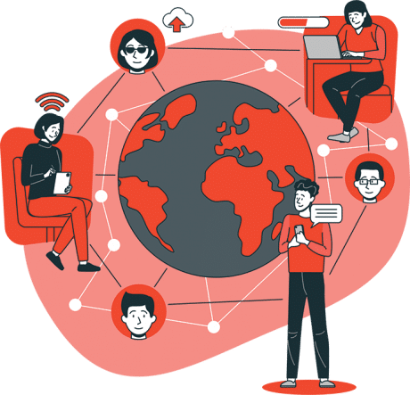 نقش شبکههای اجتماعی در کسبوکارها