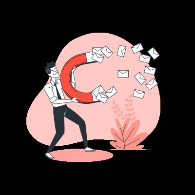 خدمات ایمیل مارکتینگ کدپز