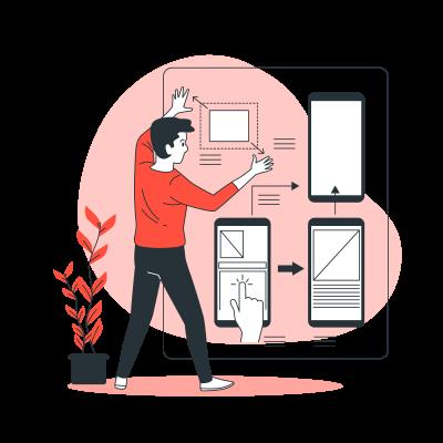 خدمات طراحی رابط کاربری کدپز