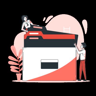 طراحی هویت بصری کدپز